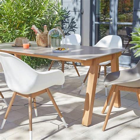 table chaise de jardin salon de jardin table et chaise mobilier de jardin