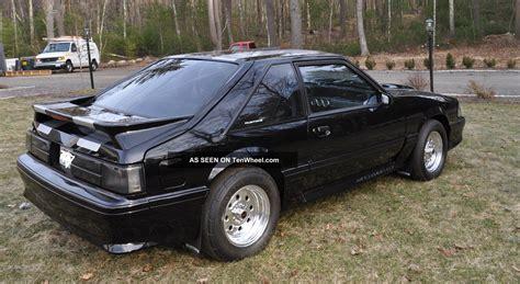 1988 Ford Mustang Gt 5 0 V8 Hatchback 2 Door