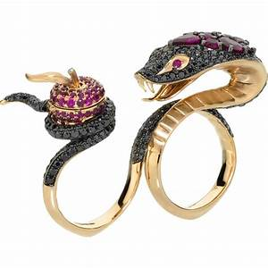 20 gorgeous animal inspired gem encrusted jewelry designs
