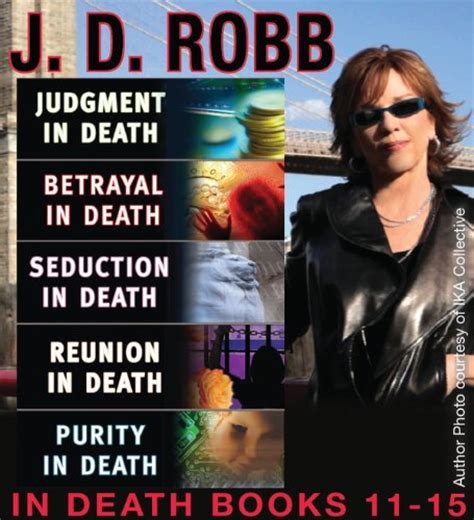 Ebook J D Robb The In Death Collection Books 6 10 Di J D