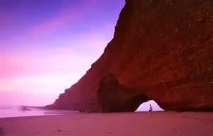 Legzira Beach Morocco