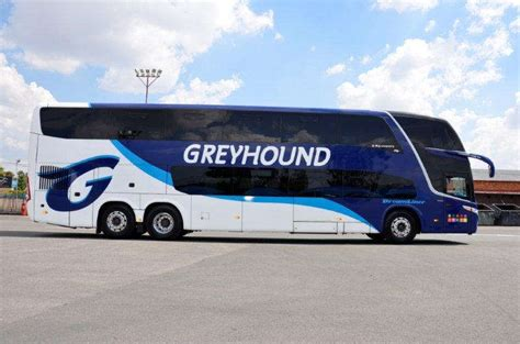 do greyhound buses have bathrooms for passengers ward