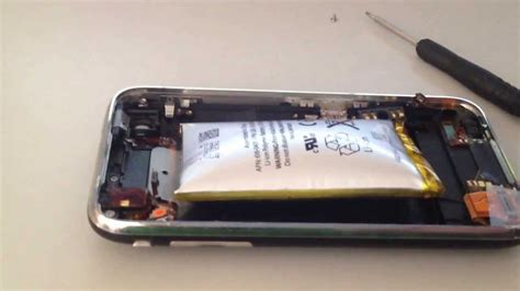 exploding iphone battery iphone 3gs battery ready to explode 3506
