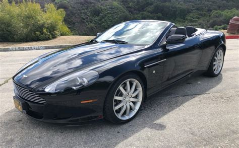 2006 Aston Martin Db9 Volante 2006 Aston Martin Db9 Volante For Sale On Bat Auctions
