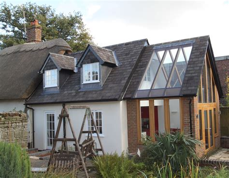 cottage kitchen extensions extension to listed cottage pcms news 2649