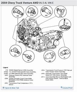 2001 Chevy Venture 3 4l Engine Diagram