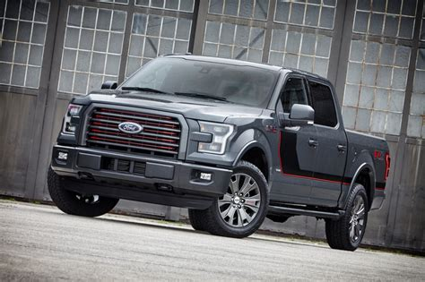 2016 Ford F 150 Special Edition Appearance Package