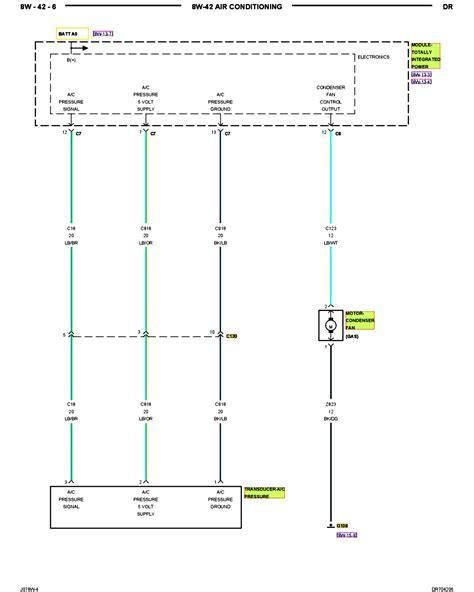 condenser fan motor wiring diagram impremedia net