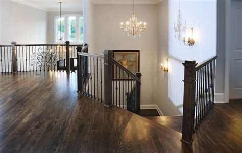 Houzz Living Room Lighting by Second Level Foyer Traditional Hall Nashville