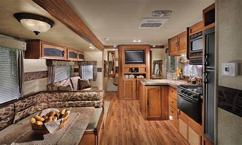 wildwood travel trailer  similar    camper travel trailers pinterest travel
