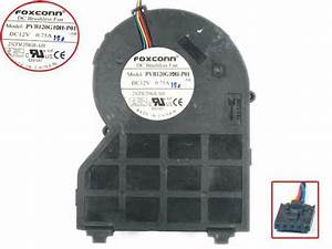 Dc12v 0 75a  Bare Fan Pvb120g12h-p01  -ab