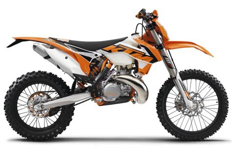 ktm range of bikes bike 2016 ktm exc range motoonline au