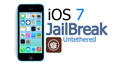 how to jailbreak an iphone 5c ios 7 untethered jailbreak iphone 4 4s 5 5c 5s 2