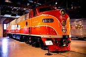 California State Railroad Museum in Sacramento | Modelhobby.eu