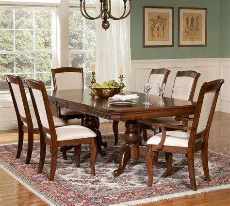 wood dining room sets cherry wood dining room set artflyz