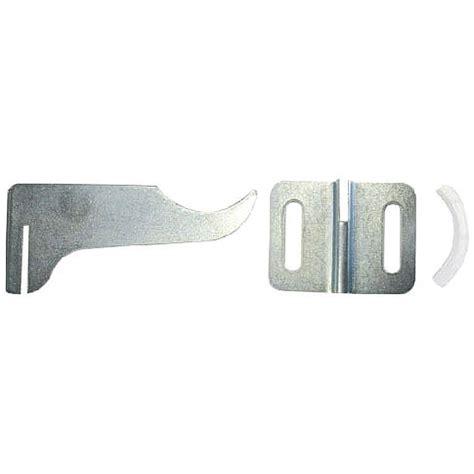 kit de fixation en acier galvanis 233 nickel 233 hammel leroy merlin