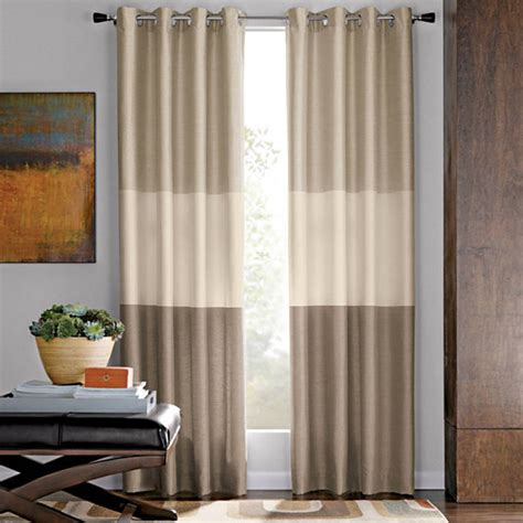 studio curtains drapes studio trio grommet top curtain panel jcpenney