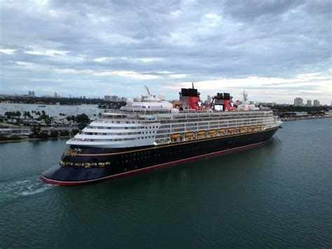 disney cruise line to sail all four ships from florida in early 2018 orlando sentinel