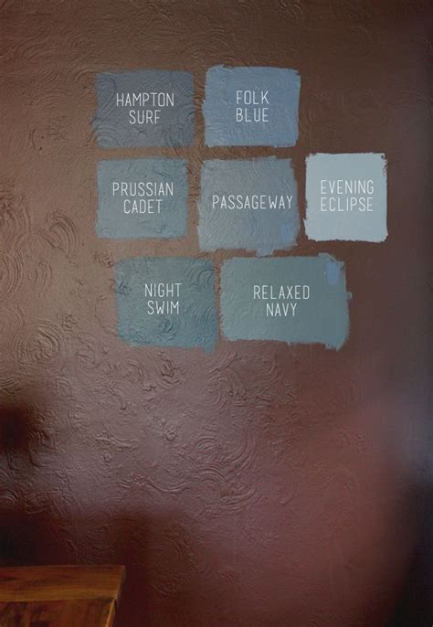 one room challenge week 2 color pattern blue gray paint blue gray paint colors