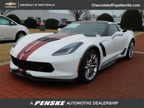 2018 New Chevrolet Corvette Corvette 2dr Cpe Z06 At