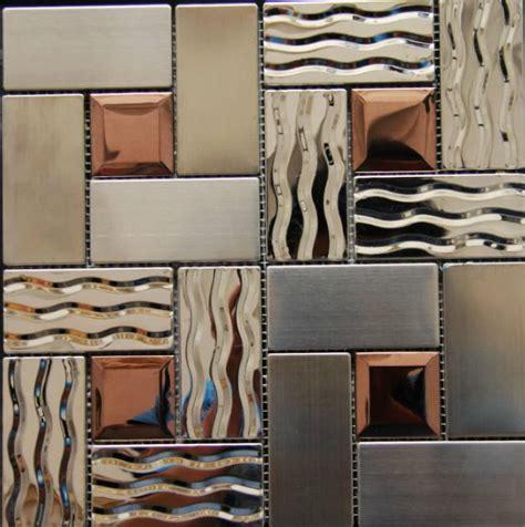 stainless steel backsplash tiles lowes home design ideas