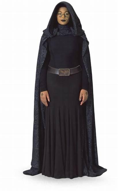Offee Barriss Star Jedi Wars Apprentice Luminara