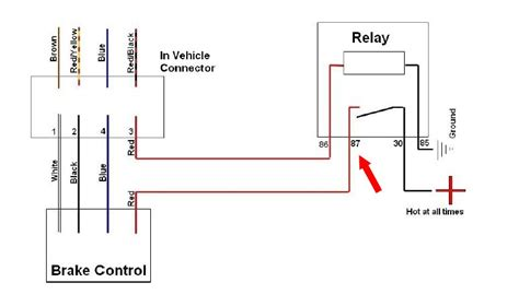 install tekonsha prodigy p brake controller