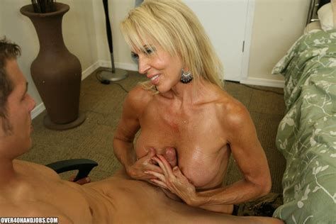 Over Handjobs Milf Erica Lauren Strokes Large Cock At Dbnaked Com