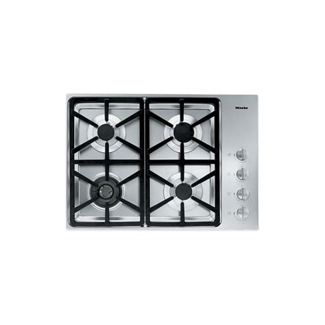 "Miele 3000 Series 30"" Natural Gas Cooktop KM3464G NW"