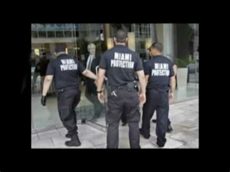 Port Of Miami Security by Miami Protection Miami Security Guard Services
