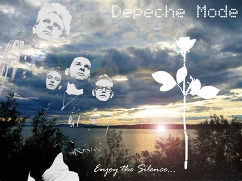 Enjoy The Silence (2006 Remastered Version)  Depeche Mode