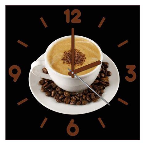 horloges de cuisine horloge cuisine quot café quot