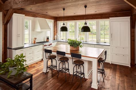 Country Inspired Wisconsin Home by Southeastern Wisconsin Kitchens Bartelt The Remodeling