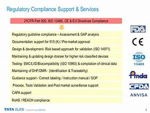 Medical Devices Regulatory Compliance Services