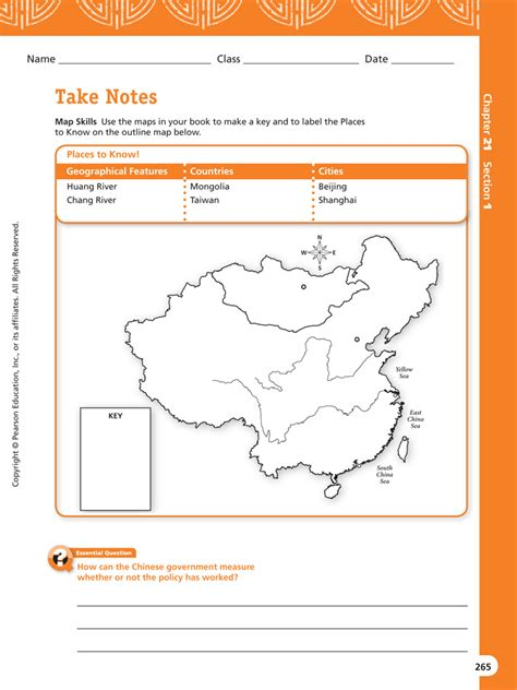 printable worksheets 187 9th grade world geography