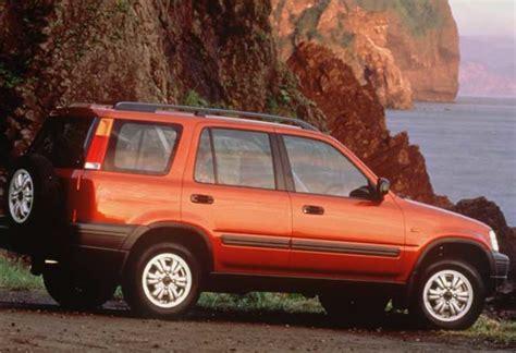 1997 Honda Crv by Used Honda Cr V Review 1997 2001 Carsguide