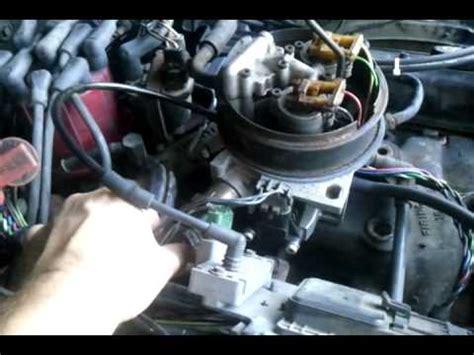 tbi buzzing  iac valve youtube
