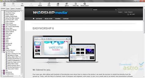 easyworship latest version 2019 free download