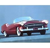 Plymouth Belmont Concept 1954  Old Cars