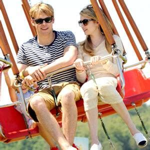 Glee's Chord Overstreet and Emma Roberts Still Going ...