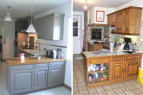 cuisine renovee une cuisine rénovée du beau avec de l ancien