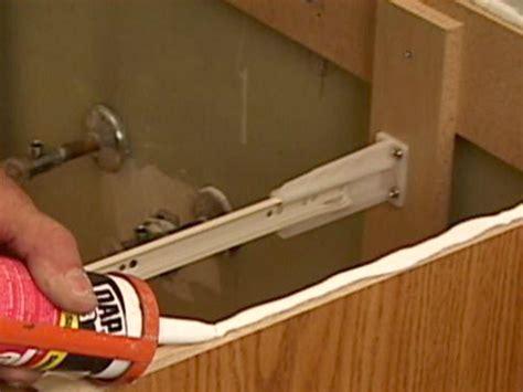 how to remove a bathroom vanity home decor interior