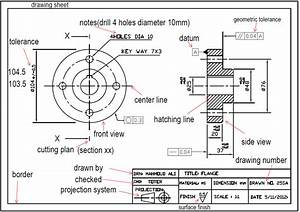 What Do You Know About The Engineering Drawing  U00ab Ali U0026 39 S