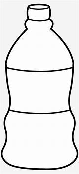 Water Bottle Clipart Cup Coloring Line Colour Transparent Measuring Pngio Pngkit Cliparts Clipground sketch template