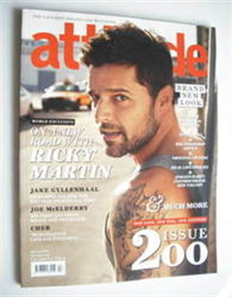five minutes with martin edition magazine attitude magazine back issues buy vintage magazines