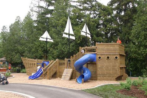 Backyard Pirate Ship Plans by Playground Pirate Ship Plans Pirate Ship Playground