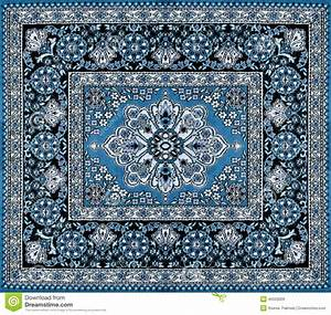 Dark blue persian carpet stock photo image 45509009 for Blue persian carpet texture