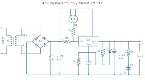 Power Supply Circuit Using