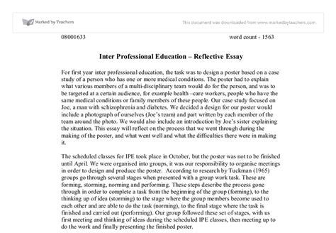 Holes Reflection Essay Title