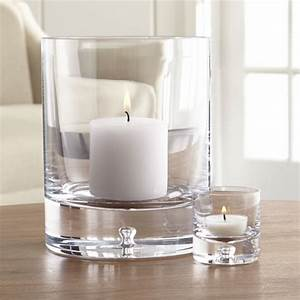 direction glass candle holders crate and barrel With kitchen cabinets lowes with votive candles in glass holders